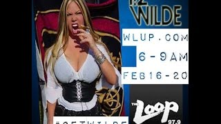 A Lizbian votes for The Liz Wilde Show on WLUP!