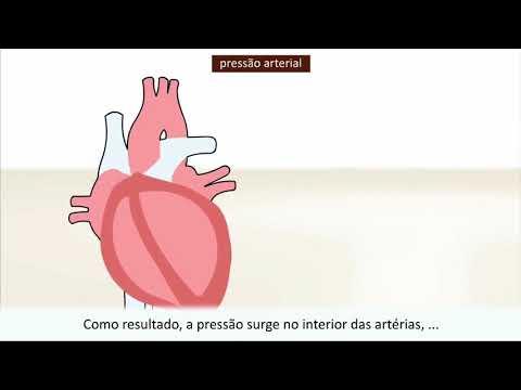 Ao contrário da doença hipertensiva hipertensão