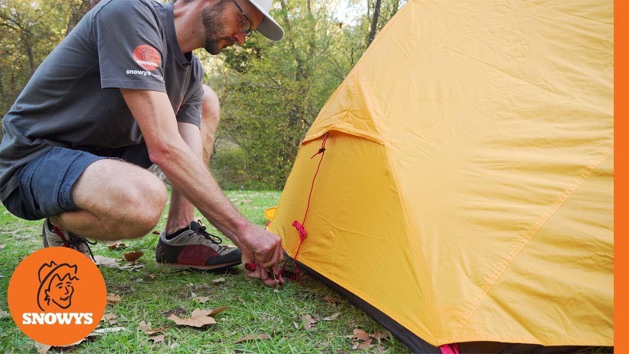 Zeus Hiking Tent