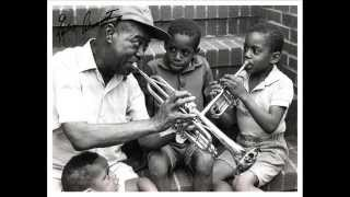 Louis Armstrong - Teach Me Tonight