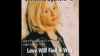 Christina Aguilera - Love Will Find a Way