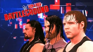 WWE 2K16 Battleground 2016 Promo