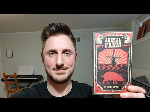 "George Orwell's ""Animal Farm"" Book Review"