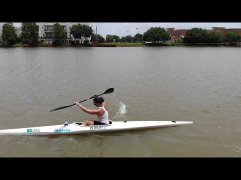 Jillian Elwart Paralympian Kayaking  | The Active Hands Company
