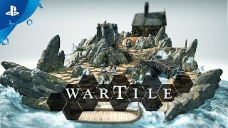 Wartile - Release Trailer   PS4