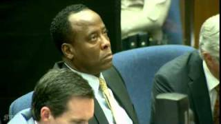 Conrad Murray Trial   Day 9, Part 4 Last
