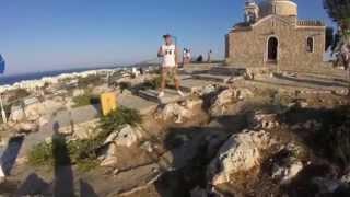 Cyprus 2015 - Gigolo Dancing - Dobrej Striptér - Evropský Gigolo(Emilio Kules de Peros,)