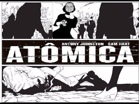 Quadrinhos: Atômica A Cidade Mais Fria