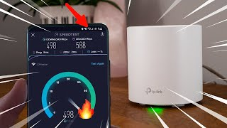 The Fastest Most Affordable Mesh Wifi System