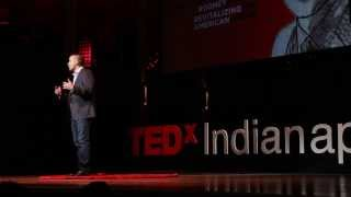 Revitalizing the American dream: Rodney Byrnes at TEDxIndianapolis