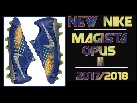 PES 2013 New Boots Nike Magista Opus II 2017/2018 HD by DaViDBrAz