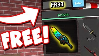 How To Dodge Knives In Roblox Assassin Minecraftvideos Tv