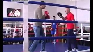Канал новости  Владимир Кличко подрался с учителем