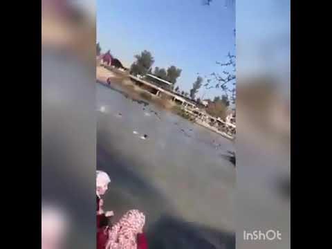 В Ираке затонул паром с людьми