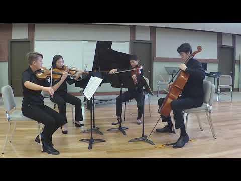 Brahms A Minor Quartet First Movement