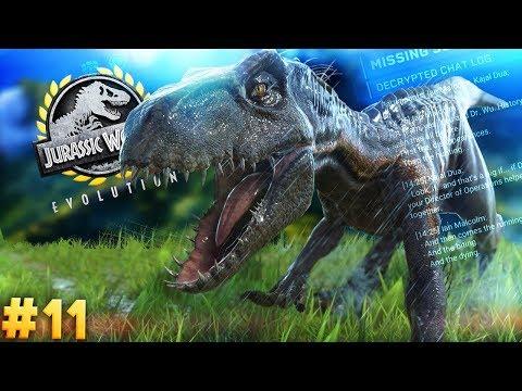 Did WE Help Make The Indoraptor? New Memo! | Jurassic World: Evolution (Story Part 11)