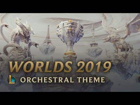 World Championship 2019 | Orchestral Theme - League of Legends