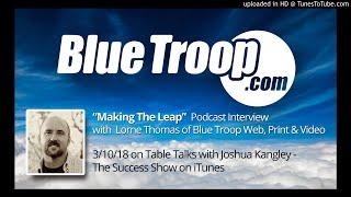 Blue Troop Web, Print & Video - Video - 2
