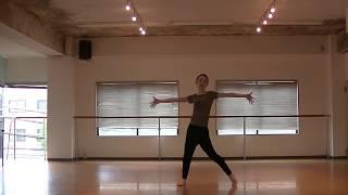 ジャズダンス課題〜振りの見せ方〜のサムネイル