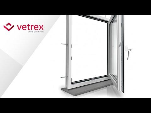 VETREX V82 ProSave - prezentacja nowej linii okien Katowice 2016 - zdjęcie