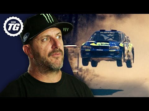 Ken Block remembers Colin McRae | Top Gear