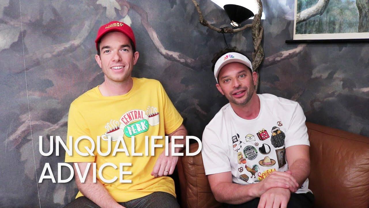 Unqualified Advice: Nick Kroll and John Mulaney thumbnail