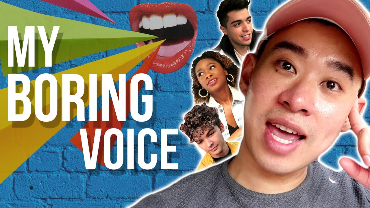 I Hired A Speech Therapist To Fix My Boring Voice thumbnail