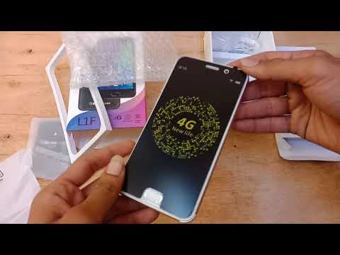 HP BRANDCODE L1F 4G LTE Unboxing & Review 2018
