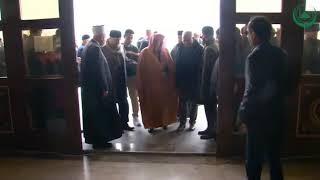 """Делегация участников Международной исламской конференции """"Ислам - послание милости и мира"""""""
