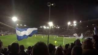 preview picture of video 'Aux Armes !! Auxerre 1-0 Guingamp 1/2 finale Coupe de France 2015'