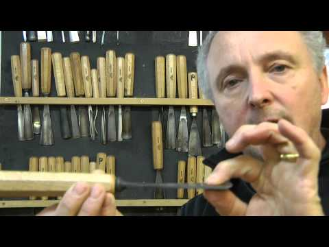Bildhauerschule 1.4 Schnitzmesser, Beratung, Stahl, Bildhauermesser