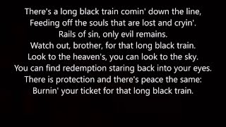 Josh Turner Long Black Train Lyrics