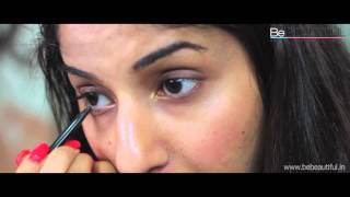 Image for video on How to get a natural blush this winter by Be Beautiful