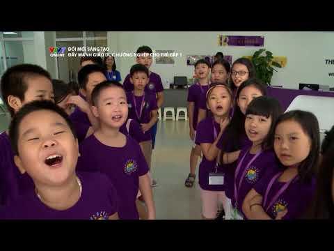 VTV7 | Đổi mới sáng tạo | Số 24: Đẩy mạnh giáo dục hướng nghiệp cho trẻ cấp 1