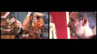 Video of Golijov & A Far Cry