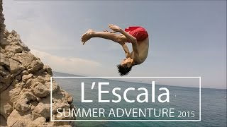 Cliff diving  - A GoPro Summer in Spain