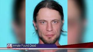 Calhoun County Jail Inmate Found Dead