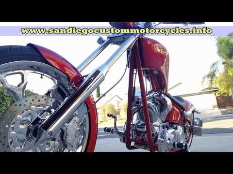 San Diego Chopper motorcycles