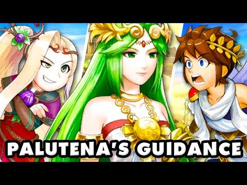 Super Smash Bros Ultimate - All Palutena's Guidance (Pit