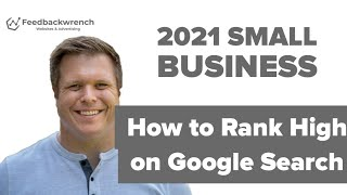 What is SEO - 2021 - How to rank on Google & Bing for Small Business 2021