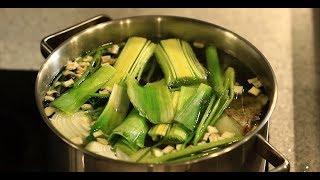 Овощной Бульон — вкусный бульон из овощей | базовый простой рецепт от SUNMAG