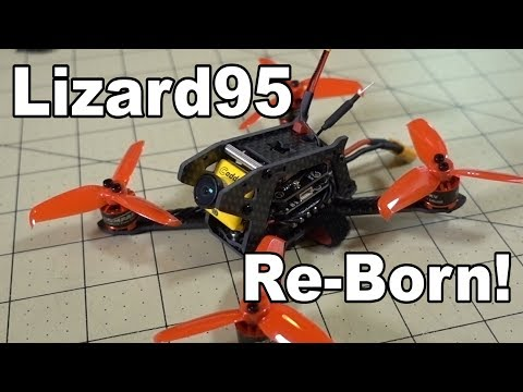 Lizard95 2.5 inch Conversion Project