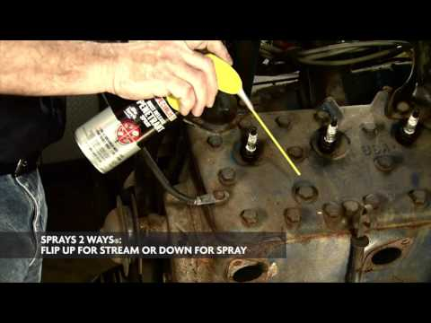 How to Remove Frozen Engine Fasteners