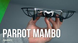 Parrot MAMBO FPV: vive la EXPERIENCIA EN PRIMERA PERSONA con este dron