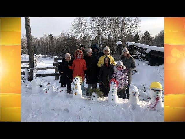 Снежная Баба Финал