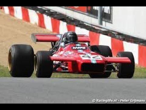 De Tomaso 1970 F1 505/38-1