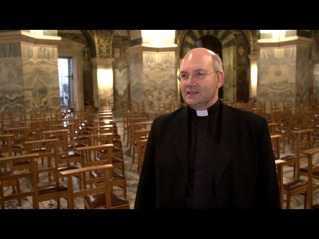 Katharina und Bischof Helmut - Zwiegespräche in Zeiten von Corona