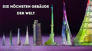 Die größten Wolkenkratzer der Erde (einige werden sogar den Weltraum erreichen!)