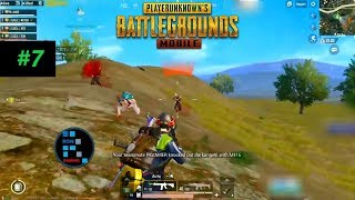 [Hindi] PUBG MOBILE | INSANE RUSH KILLS & FUNNY MOMENTS WITH CHICKEN DINNER