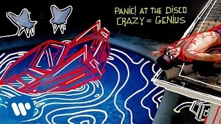 Panic! At The Disco - Crazy = Genius (Audio)